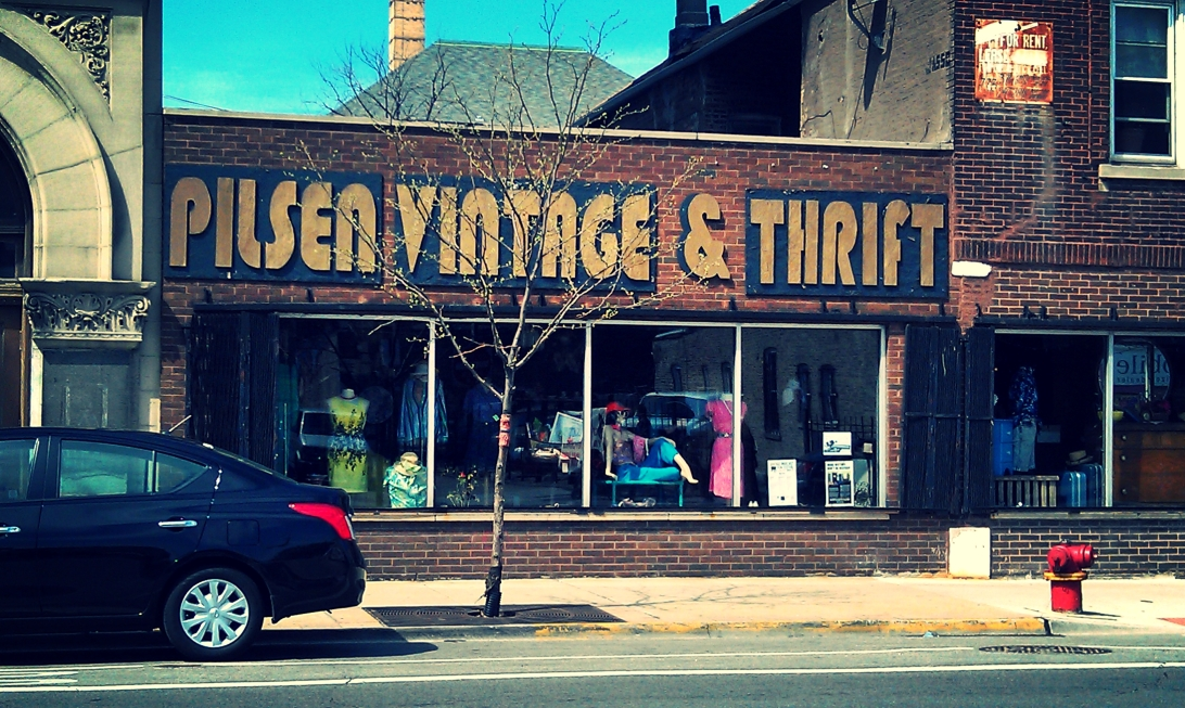 Pilsen Vintage and Thrift
