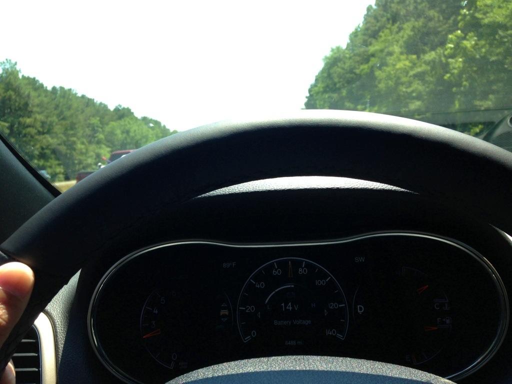 The Wild Ride To Texas