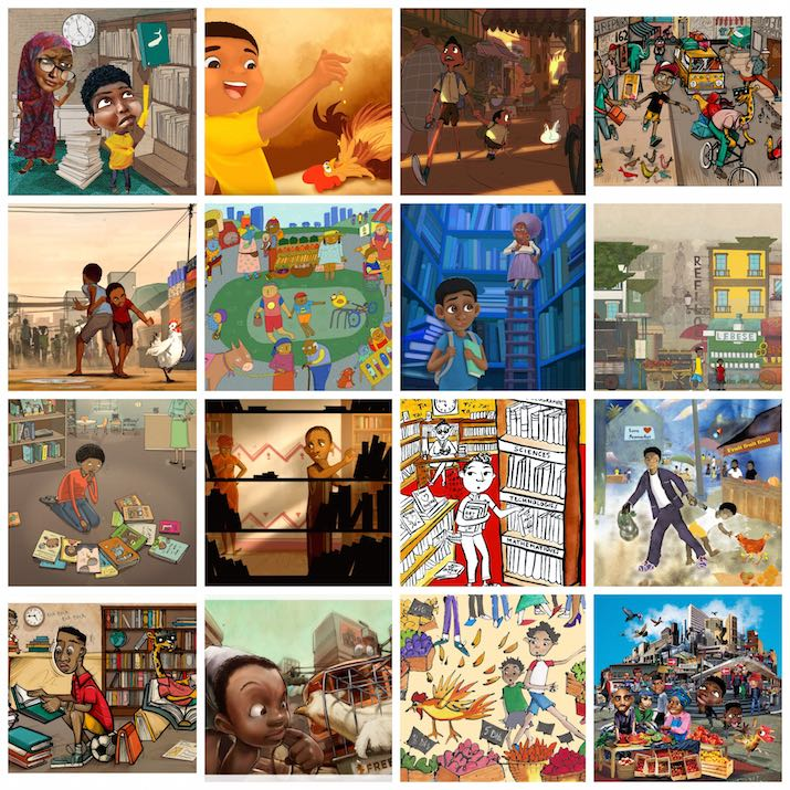 golden-baobab-prize-for-african-illustrators-art