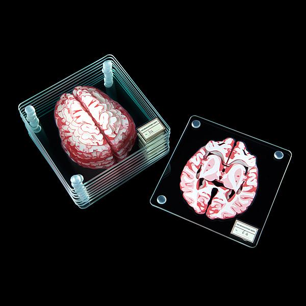 huir_brain_specimen_coasters_black