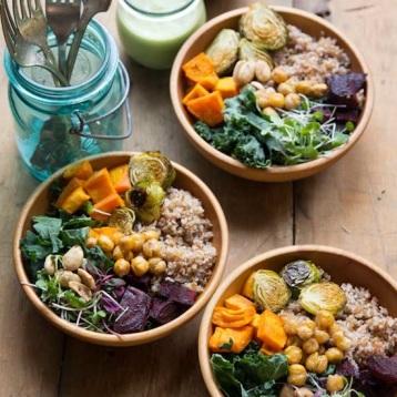 #8 Super Food Bowls